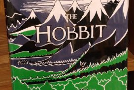 First Edition of The Hobbit