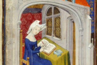 Christine de Pizan, a Woman of Books