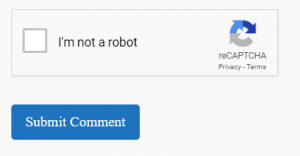 I am not a robot (Google recaptcha plug-in)