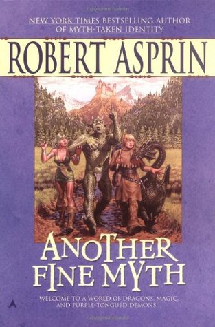 Robert Asprin's Dialogue