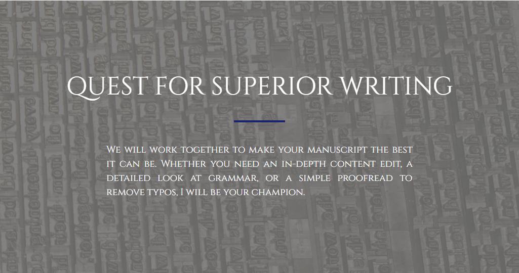 Who Edits the Editors?